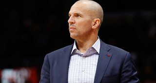 Jason Kidd Ejected After Knocking Ball Out Of Ref's Hands