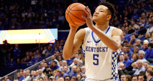Uk Basketball: Prospect Report: Kevin Knox Of Kentucky