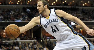 Kosta Koufos Agrees To Four-Year, $33M Deal With Kings