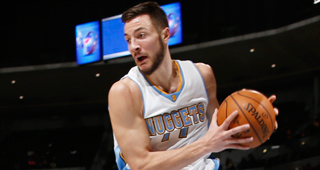 Nuggets Trade Joffrey Lauvergne To Thunder For Two 2nd Rounders