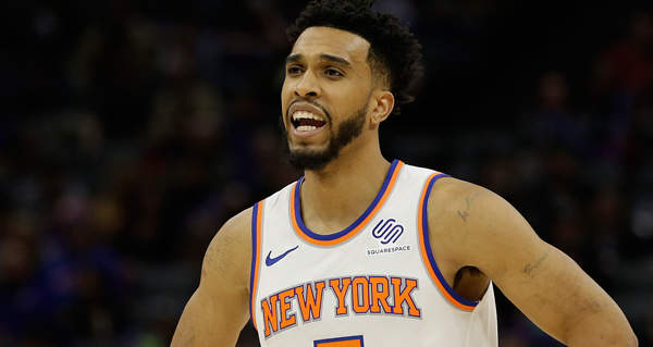 Knicks Trying To Trade Courtney Lee