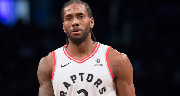 more photos d0300 b41cc Kawhi Leonard Will Meet With Lakers, Clippers On June 30th ...