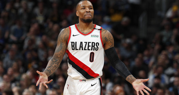 Damian Lillard Will Reportedly Sign A $196 Million Supermax Extension
