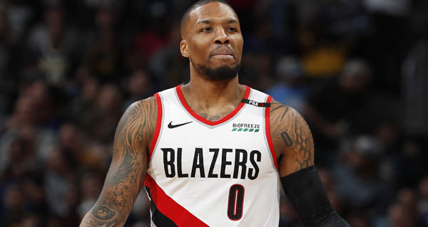 Damian Lillard has separated ribs in Warriors-Blazers twist