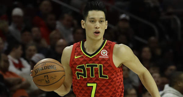 Jeremy Lin to Sign With Raptors After Buyout With Hawks Complete