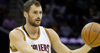 Kevin Love Able To Travel With Cavaliers For Remainder Of Playoffs