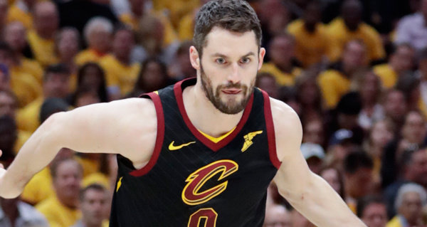Kevin Love Details Last November's Panic Attack During Game
