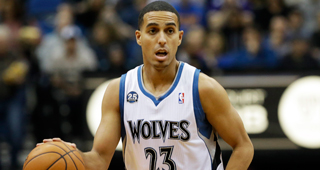 Kevin Martin Out Indefinitely With Fractured Right Wrist