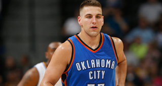 Thunder Assign Josh Huestis, Mitch McGary To D-League