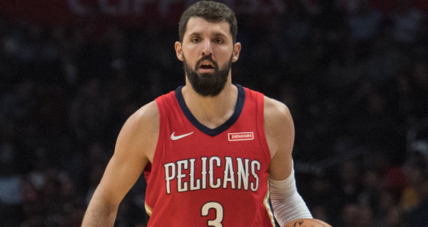 The Toronto Raptors were interested in trading for Nikola Mirotic from the  New Orleans Pelicans at the trade deadline. 37e8f1cd3