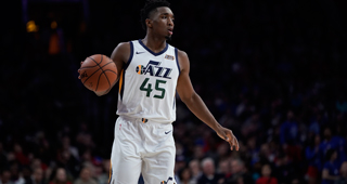 Donovan Mitchell On Team USA: `I Want To Be There` For 2020 Olympics