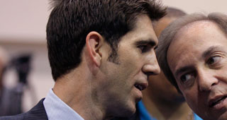 Bob Myers Was Lakers' Original Top Choice To Become GM