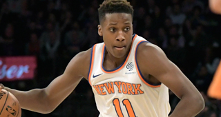 Frank Ntilikina Switches Agents, Seeks Trade From Knicks