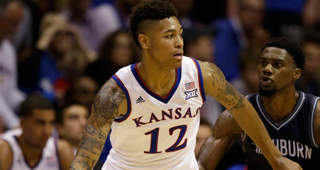 Kelly Oubre To Leave Kansas For NBA Draft