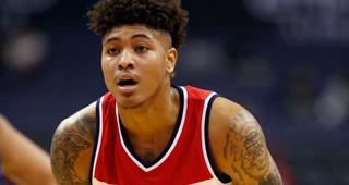 2dbf1bf40d849e Kelly Oubre Jr. has signed a multi-year footwear and apparel deal with  Converse.