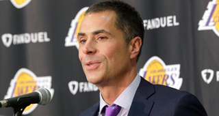 Rob Pelinka Feels GM Job Is 'Sweet Spot For Who I Am With My Background'