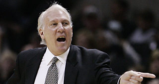 Popovich Fires Back At Sarver Apologizing To Phoenix Crowd For Spurs' Absent Players