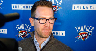 Knicks Could Pursue Sam Presti To Run Front Office