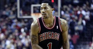 2bc957bff55 Derrick Rose won t recruit Carmelo Anthony or any other free agent