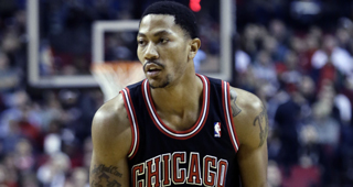 c356f9975c75 Derrick Rose admitted he wanted to prove doubters wrong in his return from  a torn ACL last season. One month into the season