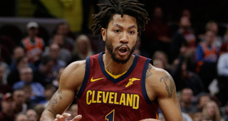 b7968ae0a148 Derrick Rose was linked to the Minnesota Timberwolves following reports of  his buyout from the Utah Jazz