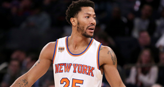 d959071e03a Derrick Rose will be a free agent for the first time of his career this  offseason. Rose admitted he would like to sign with a winner while the New  York ...