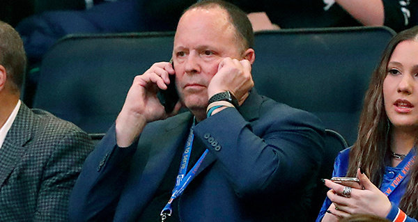 Knicks Move Up To No. 23, Send Nos. 27, 38 To Jazz
