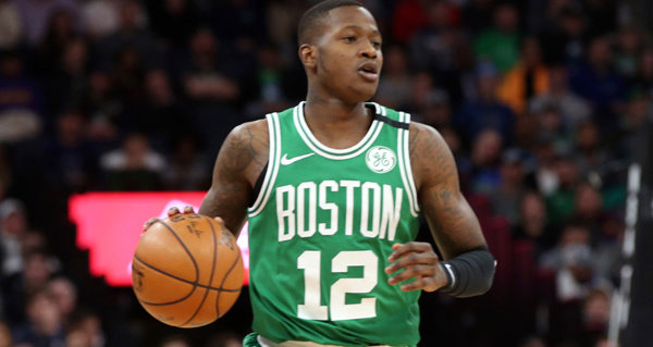 Terry Rozier refutes report he is unhappy with Celtics
