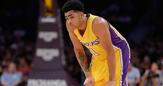 D'Angelo Russell: There's Freedom In Kobe Not Being Around