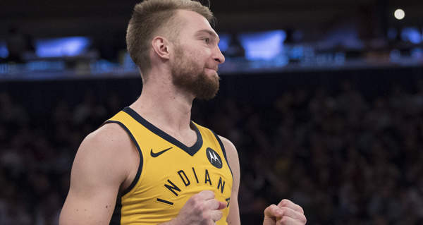 Domantas Sabonis Named All-Star Injury Replacement For Kevin Durant