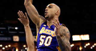 f26e121b4e6 The Los Angeles Lakers expect to pick up center Robert Sacre's  veteran-minimum team option, league sources told RealGM.