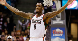 Larry Sanders Received Serious Interest From Warriors, Cavs