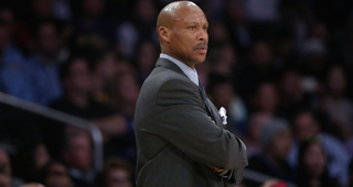 Byron Scott Believes He Still Has Support Of Lakers' Front Office