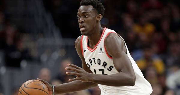db14afb0f The Toronto Raptors have exercised the third-year team option on the rookie  scale contract of forward OG Anunoby and the fourth-year team option on the  ...