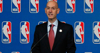 NBA Projects Salary Cap To Reach $108M For 17-18 Season