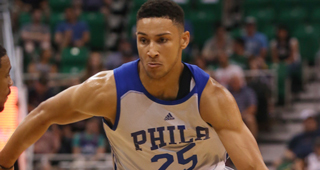 Ben Simmons Hasn't Considered Sitting Out Entire Season