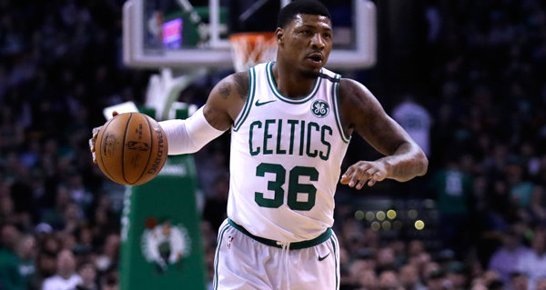 Boston Celtics' free agent Marcus Smart prepared to sign qualifying offer