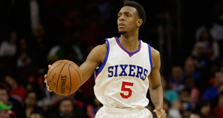 Nerlens Noel Enjoying Playing With 'First True PG' Ish Smith