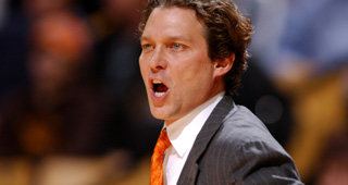 Quin Snyder Emerges As Candidate For Jazz