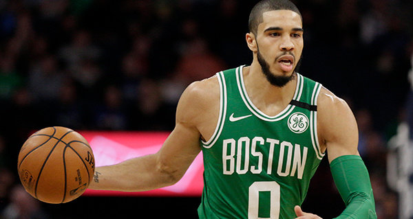 Jayson Tatum Agrees To Five-Year, $195M Extension With Celtics - RealGM  Wiretap