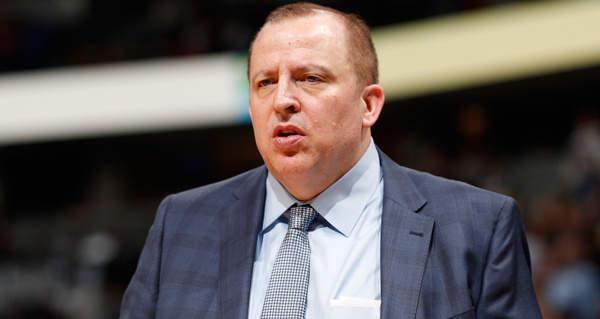 Tom Thibodeau Reportedly Aiming For Knicks Coaching Job