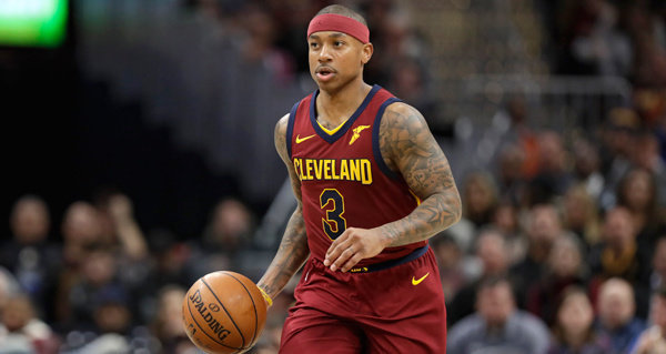 Isaiah Thomas is effective once again for the Cleveland Cavaliers