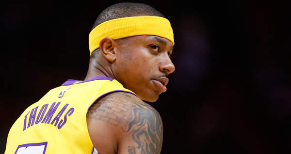 4279e87bc29 Isaiah Thomas has agreed upon a one-year deal worth $2 million with the Denver  Nuggets.