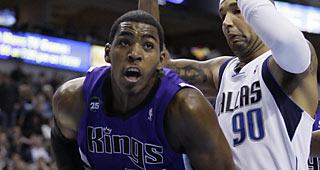 Kings Receive Trade Interest In Jason Thompson