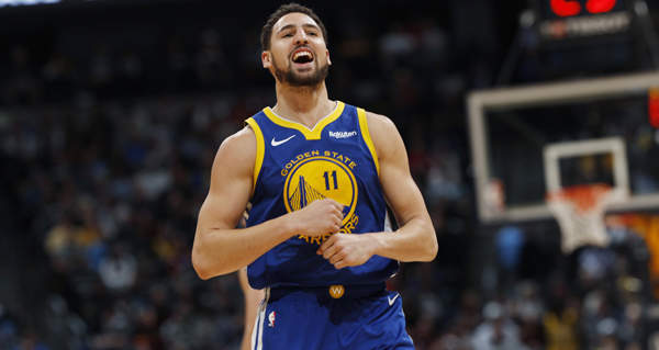 Klay Thompson's Reaction To All-NBA Snub Is Going Viral