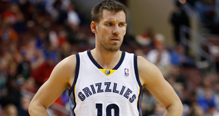 Beno Udrih Remaining With Grizzlies For $2.2M