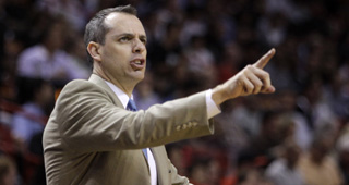Frank Vogel 'Coaching For His Job' In Playoffs