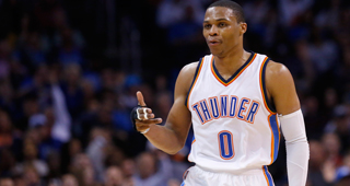 Curry, LeBron, Westbrook, Leonard, Jordan On All-NBA First Team