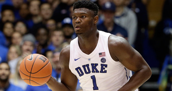 Williamson leads No. 2 Duke over Texas Tech at MSG