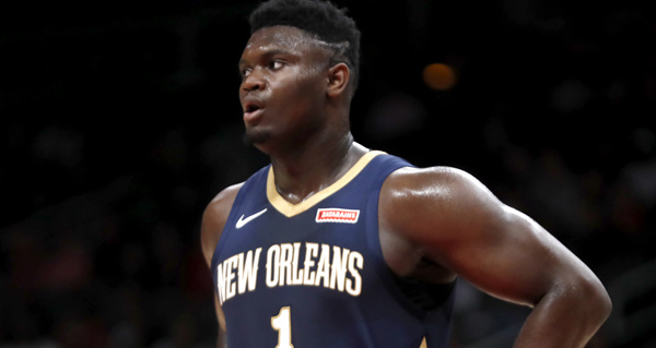 Zion Williamson To Participate In At Least One More 5-On-5 Practice Before Debut